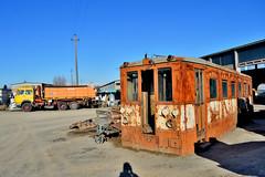 ex littorina (riccardo nassisi) Tags: auto camion truck abbandonata abandoned abbandonato rust rusty relitto rottame ruggine ruins scrap scrapyard epave urbex decay piacenza cava san nicol