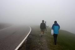 Enol Lake / Lago Enol, Picos de Europa (Trevor.Huxham) Tags: fog lake picosdeeuropa asturias spain canonefs1855mmf3556is cangasdeonis canoneosrebelxs