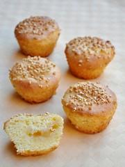 Muffins al limone (FranzLor) Tags: cibo italianfood cucina glutenfree ricette senzaglutine unacucinatuttaperse