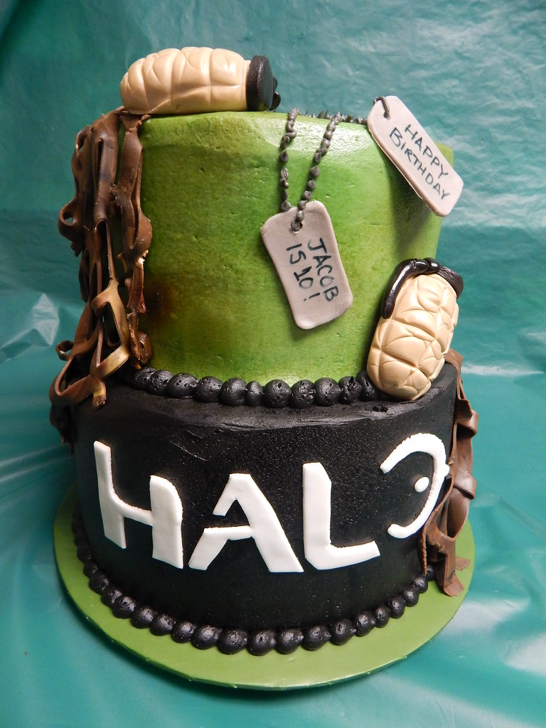 The Worlds Best Photos of cake and halo Flickr Hive Mind