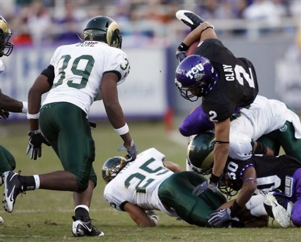 Tcu Football: TCU football: QandA with Barking Carnival