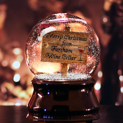 Happy Christmas from Fareham Wine Cellar