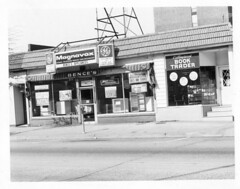 753 & 755 Haddon Avenue (collingswoodlib) Tags: blackandwhite store 1982 storefront shops businesses collingswood collingswoodpubliclibrary collingswoodbooktrader 753haddonavenue bencesappliances 755haddonavenue