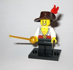 lego 71007 13 swashbuckler minifigure series 12 2014 2 (tjparkside) Tags: 2 6 man game guy girl strange piggy 1 pig video emily lego wizard 5 space 14 4 goddess battle mini 11 spooky pizza suit figure sword delivery warrior series 16 12 13 figures hun miner twelve minifigure 2014 swashbuckler minifigures 71007