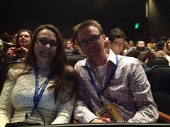 Louisiana Film Prize Top 20 filmmakers Chris Raines and Candace McGowan, makers of Tattered Vows, showed their flick to a packed house at Indie Film Memphis. Give them a VIVA!