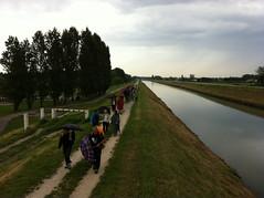 Verso Padova (Braccio Nordest)