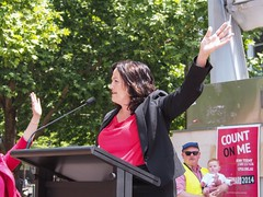 PB060054.jpg (Leo in Canberra) Tags: rally protest australia demonstration canberra act wearred countonme joinnow cpsu strongertogether garemaplace proudtobeunion 6november2014 rallytosafeguardyourrightspayandconditions