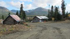Wolverine camp  27 9 14 (dweit4) Tags: cabin mining jade remote miners cabins outpost campwolverine nephritejade dweit4 northerbritishcolumbiabc
