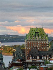 341466833526939 (alleyntegtmeyer7832) Tags: city travel canada tourism architecture america hotel quebec north château fairmont accomodation frontenac