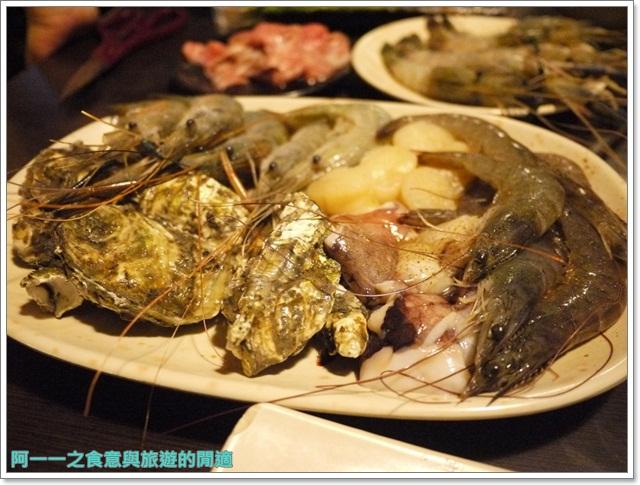 板橋捷運新埔站美食吃到飽燒肉眾烤肉海鮮牛肉image043