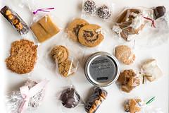 Cookie Day Stash (Renée S. Suen) Tags: cookies dessert cookie candy sweet chocolate treats treat jam confection