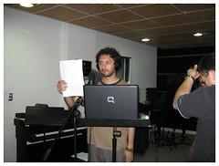 """En el estudio (1) • <a style=""""font-size:0.8em;"""" href=""""http://www.flickr.com/photos/126890823@N02/15678798516/"""" target=""""_blank"""">View on Flickr</a>"""