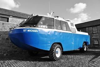 St Michaels Mount Amphicraft, Cornwall