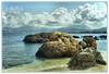 """Bonagia  """"Trapani """" (Luciano Schano) Tags: hdr bonagia trapani sony sonyilce3000 mare nuvole panorama paesaggio landscape scogli sicilia mediterraneo italia"""