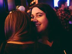 Friendship (Thierry Dansereau) Tags: girl friendship femme olympus omd 17mm mzuiko