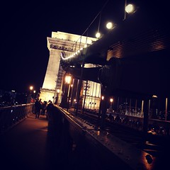 My first time in Budapest (bj_chan91) Tags: life trip travel bridge vacation holiday night amazing hungary budapest best chain thegoodlife ungheria thebestisyettocome thisislife