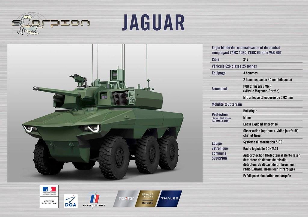 Risultato immagini per armée de terre jaguar