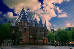 Amsterdam (alice 240) Tags: city travel sky urban tourism amsterdam architecture nikon europa europe flickr ngc edificio capitale architettura autofocus elitephotography simplysuperb