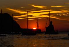 La puesta de sol en Benirrás (Nebelkuss) Tags: sunset mediterranean mediterraneo ibiza benirrás sigma2470f28 canoneos60d