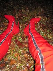 IMG_7291 (ThighBootsinMud) Tags: fetish mud boots thighboots muddyheels patentleatherboots thighbootsinmud muddybootfetish muddypatentleatherboots