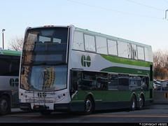 GO Transit #8165 (vb5215's Transportation Gallery) Tags: go transit alexander dennis 2013 enviro500