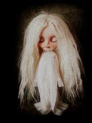 Yuki-Onna (shepuppy) Tags: alpaca body ghost blythe tbl pure neemo reroot squeakymonkey pariszhenpink atomicblythe shepuppy