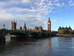 Early morning Parliament (Mac Spud) Tags: uk bridge london westminster thames river parliament bigben government elizabethtower