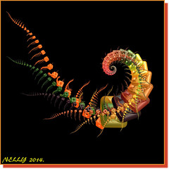 *RELAXATION...* (MONKEY50) Tags: abstract colour art colors digital spiral fractal hypothetical musictomyeyes autofocus beautifulphoto flickraward awardtree netartii