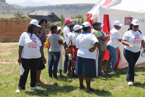 World AIDS Day 2014: Lesotho