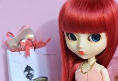 Jessica   Pullip Stica (·Kumo~Milk·^^) Tags: doll eyelashes jessica barbie wig groove gloss pullip obitsu eyechips junplanning rewigged stica rechipped