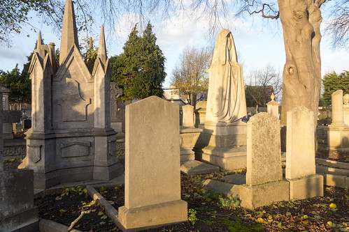 Mount Jerome Cemetery & Crematorium is situated in Harold's Cross Ref-100435