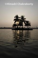 _DSC5636_small (himadri_chakraborty) Tags: sunset india tourism island nikon tokina kolkata touristspot westbengal ecopark tokina1116mm tokina1116 ecotourismpark nikond7000