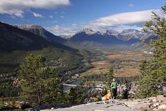 Tunnel Mountain (Martin Third) Tags: canada mountains alberta banff rockymountains banffnationalpark tunnelmountain