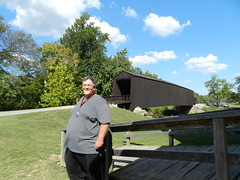 Trip to Bollinger Mill 9/28/2014 19 (whitebuffalobk) Tags: mill missouri coveredbridge burfordville bollingermill