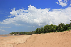 Mindil Beach, Darwin (betadecay2000) Tags: city november sea beach strand see sand meer australia darwin australien territory northernterritory austia ebbe palmen 2014 topend mindilbeach mindil austalien