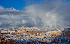 snowstorm over Bryce Canyon dm (chjsbny) Tags: winter sunset snowstorm brycecanyonnationalpark digimarc charlesjanson