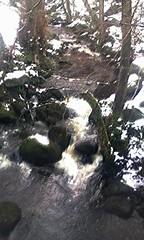 Padley brook Grindleford, Peak District (nigelgstyring) Tags: uk winter snow water outdoors countryside peakdistrict country rivers streams nationalparks brooks