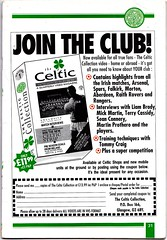 Celtic vs St Mirren - 1991 - Page 31 (The Sky Strikers) Tags: news st club magazine idea martin no highlights sean celtic morton vhs connery prothero mirren