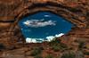The Window (luigi martano) Tags: sky window utah nationalpark arches archesnationalpark northwindowarch canon100d canon1585