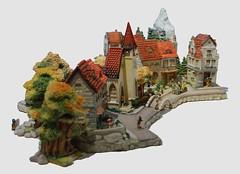 3358 (weewonwon) Tags: miniatures bavarian marketsquare hummel bavarianvillage goebel bavarianalps olszewski mihummel hummelfigurines miniaturefigurines kinderway