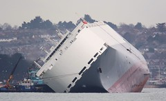Hoegh Osaka In The Solent 2015 (SupaSmokey) Tags: solent osaka the in 2015 hoegh