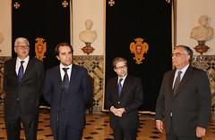 PSD em reunião com o Presidente da República