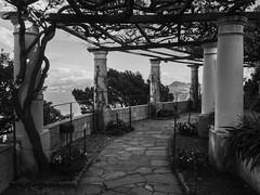 Anacapri - Casa Axel Munthe (ecoltex) Tags: capri mare 5 napoli vesuvio lolli freddo capodanno isola iphone padovani