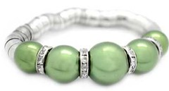 Glimpse of Malibu Green Bracelet P9430A-3