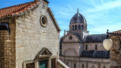 ibenik - Katedrala Sv. Jakova (Milan Z81) Tags: city church town cathedral croatia grad adriatic crkva hrvatska jadran dalmatia dalmacija katedrala ibenik