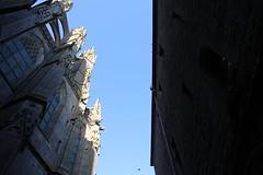 Le Mont St Michel 4 (sophierstr1) Tags: ciel montstmichel