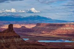 DEAD HORSE POINT 2 (joseluisggzz) Tags: usa west landscape utah nationalpark nikon paisaje deadhorse landscapesdreams d3300 joseluisggzz