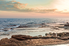 [ #140 :: 2016 ] (Salva Mira) Tags: sunset sea atardecer mar dusk puestadesol postadesol salva alacant pasvalenci capvespre cabodelashuertas salvamira calapalmera salvadormira capdelhorta