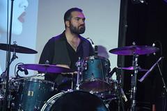 Shapla Salique (2016) 12 (KM's Live Music shots) Tags: italy drums worldmusic drumkit southbankcentre alchemyfestival lalongeeti fridaytonic shaplasalique alessandroriccardi