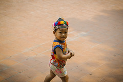 Boy (tylerkingphotography) Tags: city travel boy portrait hat thailand temple photography clothing nikon colorful southeastasia photographer dress outdoor traditional young kitlens kingdom explore backpacking thai chiangmai colourful 1855mm traveling amateur hmong d3100